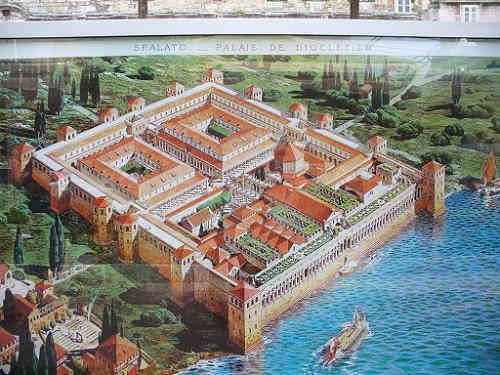 ディオクレティアヌス宮殿の画像 p1_16